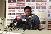 Losing more than 100 overs was crucial feels coach Kumble